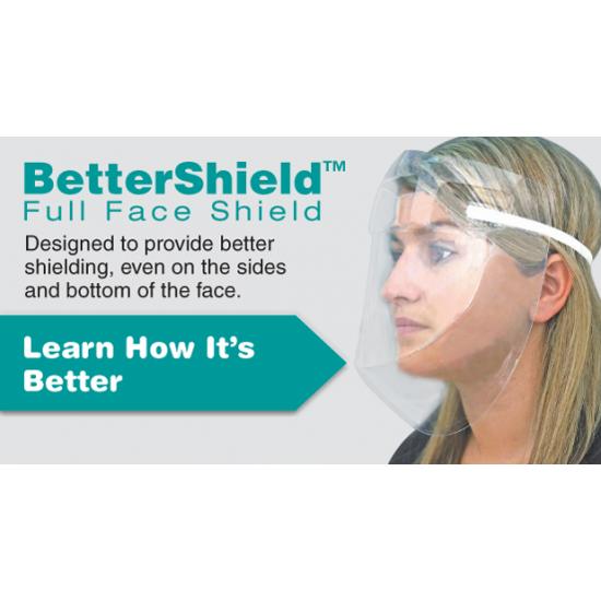 Better Shield ( full face Shield)