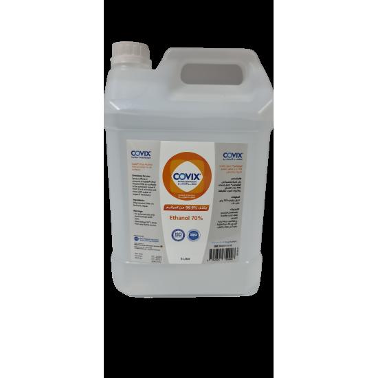 Surface Disinfectant 70% ethanol 5L