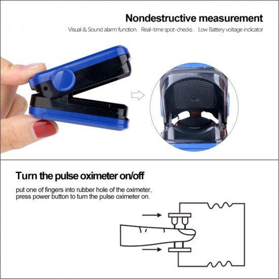 Pulse Oximeter Model A310