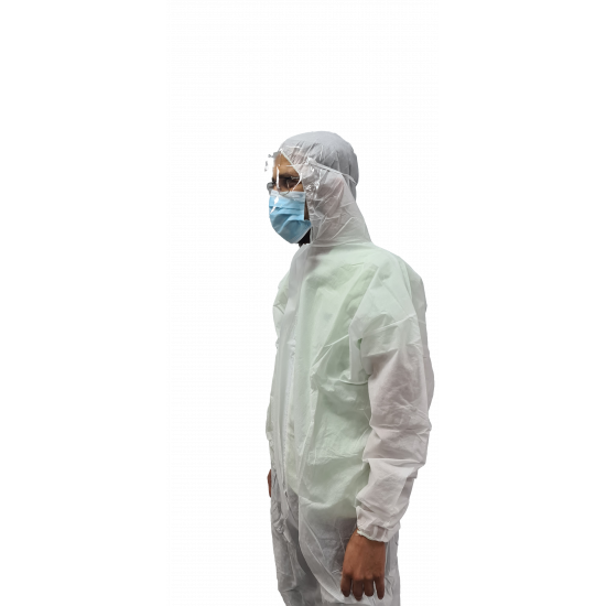 Disposable gowns overalls hooded professional clothing